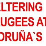Exposición/Exhibition na/at ETSAC: Studies for sheltering refugees at A Coruña´s Atocha barracks