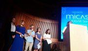 Entrega de premios do concurso de ideas Micasita
