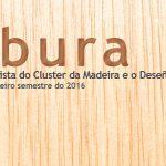 Albura: revista do Clúster da madeira e o deseño de Galicia, primeiro semestre 2016
