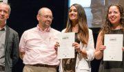 Mención para arquitectas egresadas ETSAC no premio OTIS-FAyS 2016