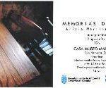Exposición de Alicia Martínez Núñez na Casa Museo María Pita