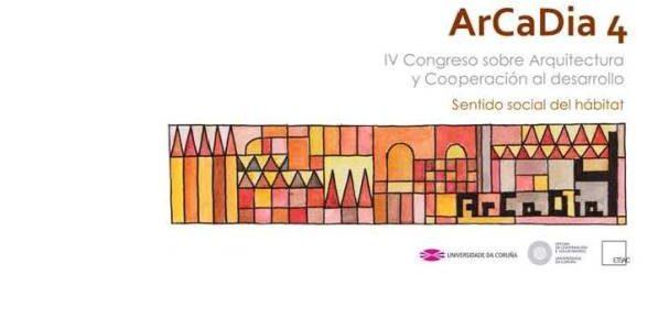 Congreso ArCaDia 4 – 29 e 30 setembro – ETSAC