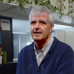 Palestra do profesor José J. González-Cebrián Tello na Academia Galega de BBAA