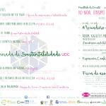 VII Xornada da Sustentabilidade. Oficina de Medio Ambiente. UDC