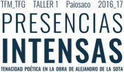 """Palestra de José Manuel López Peláez: """"Presencias intensas"""""""