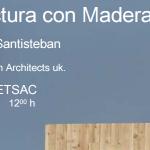 """Galardoados nos concursos """"A madeira como material estrutural"""" e """"A madeira na arquitectura"""""""