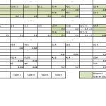 Actualización F ETSA C17 modificación de horarios académicos.