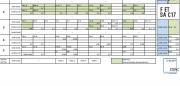 F ETSA C17 modificación de horarios académicos.
