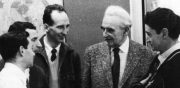 Palestra do profesor americano Brett Tippey sobre Richard Neutra / Lecture on Richard Neutra by prof. Brett Tippey @ Salón de actos da ETSAC / Lecture hall