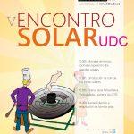 V Encontro solar. 27 de abril. OMA