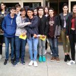 Continúa a difusión das titulacións ETSAC entre os alumnos de secundaria e bacharelato