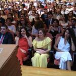 Promoción ETSAC 2012-17: acto de graduación na Maestranza