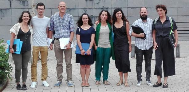 Egresados da ETSAC gañan un  concurso de rexeneración paisaxística nas Illas Canarias