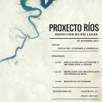 Proxecto ríos: Inspección do río Lagar. OMA UDC
