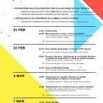 Xornadas de Bioconstrucción. OMA-UDC
