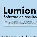 Obradoiro gratuito: Animación de proxectos + Realidade Virtual con LUMION
