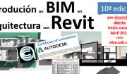 Curso Introducción ao BIM en Arquitectura con REVIT
