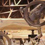 Palestra de Aitor Almaraz: Cuestionando a técnica. Espazo, estrutura, madeira e robots