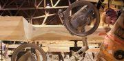 Palestra de Aitor Almaraz: Cuestionando a técnica. Espazo, estrutura, madeira e robots @ Salón de actos da ETSAC, andar 0
