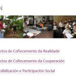 Convocatoria de PCR en programas de cooperación para o desenvolvemento 2018