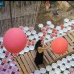 Terceira edición do Festival INSÒLIT. Instalacións efímeras nos patios de Palma