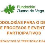 Metodoloxía para o deseño de procesos participativos en proxectos de paisaxe