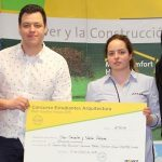 Premio Isover para alumnos da ETSAC que representarán a España en Dubai