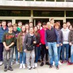 Remate das actividades de difusión do título de arquitecto durante o curso 2017-18