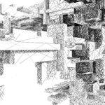 Archigraphicarts 5: debuxo dun alumno da ETSAC exposto en Moscova