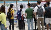Exposición dos traballos do Joint 2018 en Anda City (China)