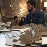 Exposición de proxectos do Taller 1 _A de PFC en Corcubión