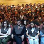 Promoción ETSAC 2013-18: acto de graduación na Maestranza