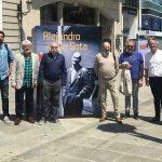 Exposición Sota nos Cantóns da Coruña