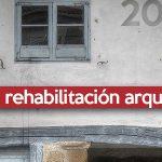 MURA, Mestrado en Rehabilitación Arquitectónica: preinscrición aberta
