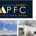 III Concurso PFC Arquitectura ASEMAS 2018