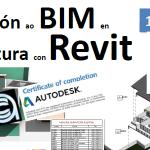 """Novo curso """"Introdución ao BIM en Arquitectura con REVIT"""""""