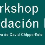 Presentación na ETSAC do obradoiro / workshop da Fundación RIA