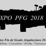 Día Mundial da Arquitectura 2018: Expo PFCs ETSAC no COAG
