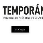 Accede a Temporánea: Revista de Historia da Arquitectura