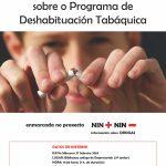 Programa de Deshabituación Tabáquica para estudantes da UDC
