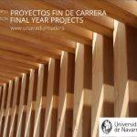 VII Concurso Cátedra Madera.  Premio PFC con empleo de madera