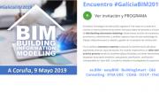 #GaliciaBIM2019 a ETSAC participa no encontro organizado polo Instituto Tecnolóxico de Galicia
