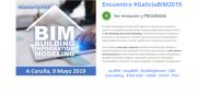 #GaliciaBIM2019 a ETSAC participa no encontro organizado polo Instituto Tecnolóxico de Galicia @ Sede ITG A Coruña