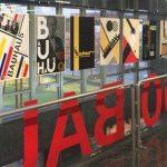 100 anos Bauhaus: exposición de cartaces