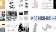 Mosaico Bauhaus de Historia da Arquitectura 2