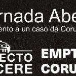 Xornada aberta: achegamento a un caso da Coruña baleira