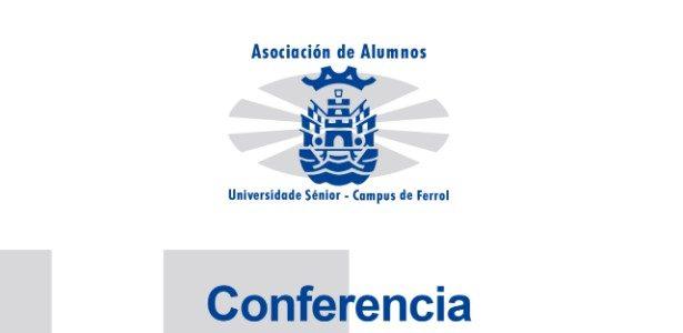 Ferrol 1939-1953: da realidade á utopía: palestra do prof. Miguel Abelleira