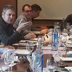 Plenario da Conferencia de Escolas de Arquitectura de España na ETSAC