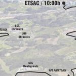 6º descenso urbanístico dende a ETSAC