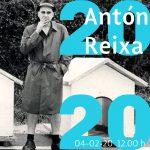 Antón Reixa. Conferencia 4 de febreiro